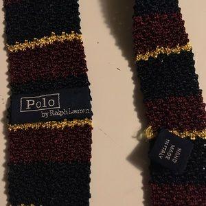 Polo Ralph Lauren neck tie (Italy)
